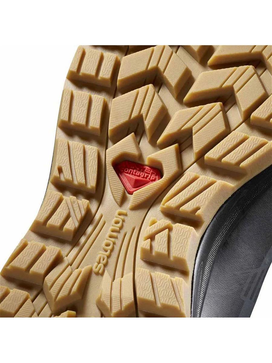 Ботинки мужские KAIPO CS WP 2 Salomon — фото 5