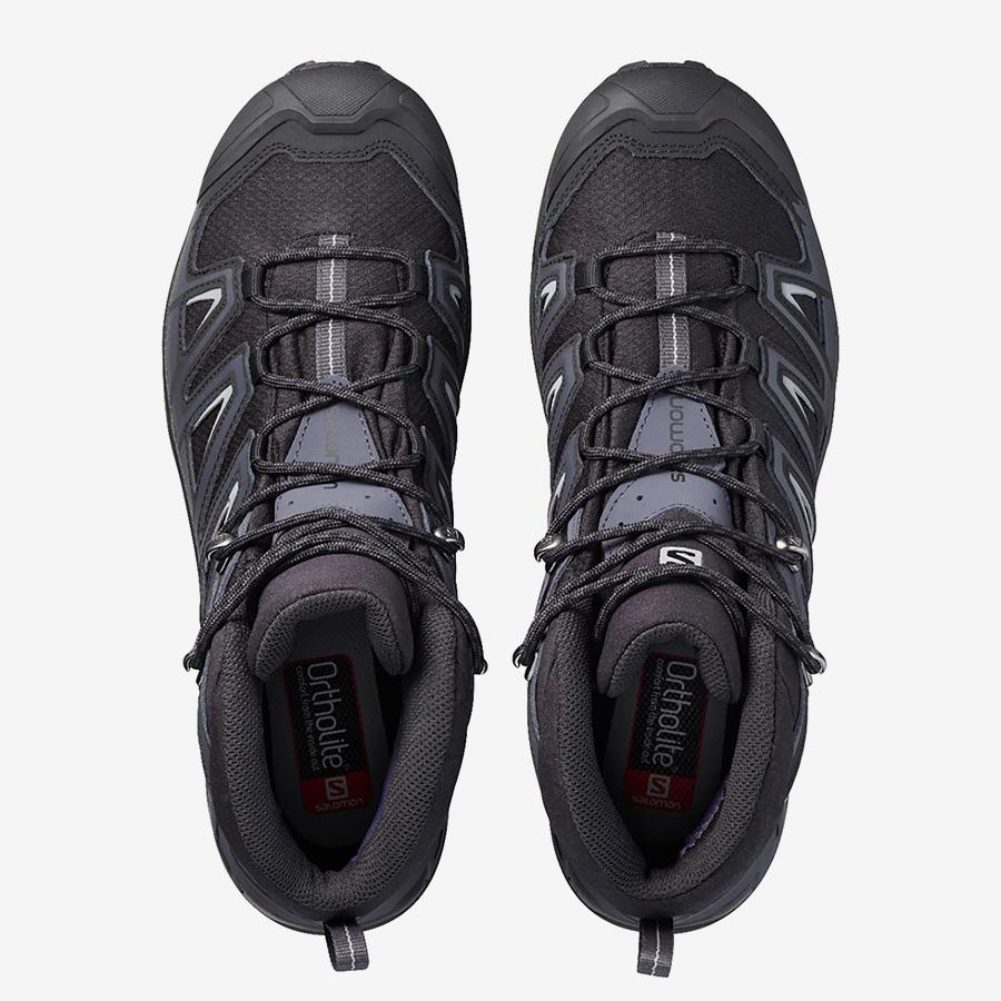 Ботинки мужские X ULTRA 3 MID GTX Salomon — фото 3