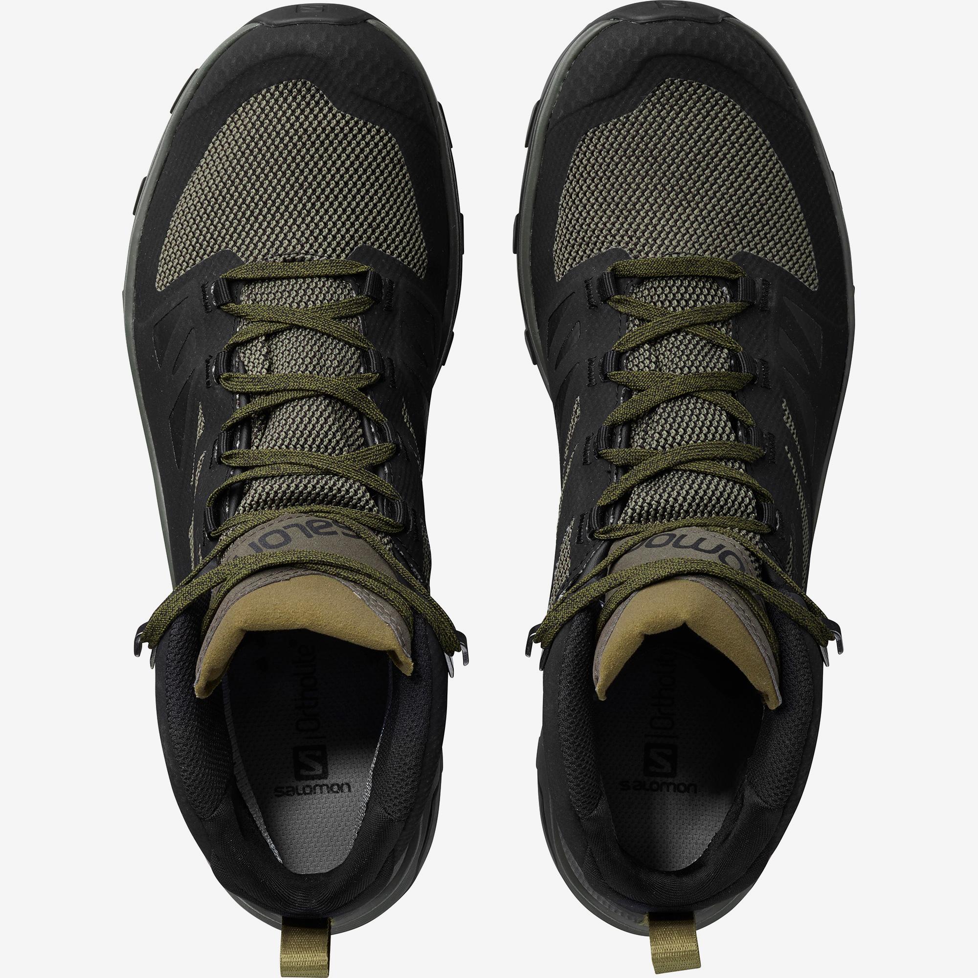 Ботинки мужские OUTline Mid GTX Salomon — фото 4