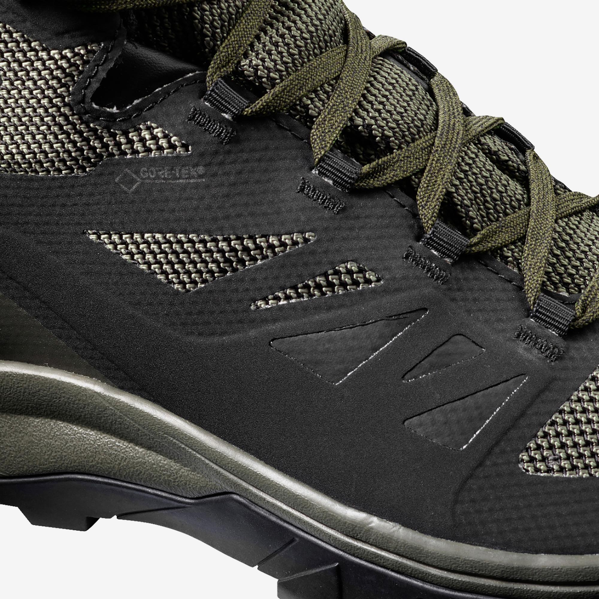 Ботинки мужские OUTline Mid GTX Salomon — фото 7