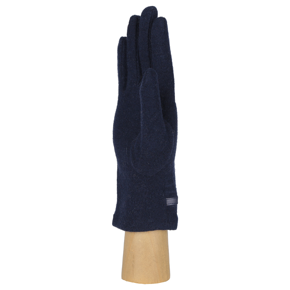Перчатки женские FABRETTI TH4-12 синий Fabretti — фото 2