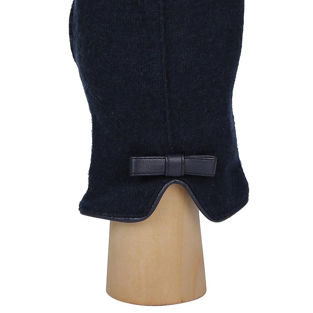 Перчатки женский FABRETTI TH52-12 синий Fabretti — фото 3