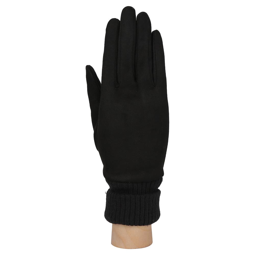 Перчатки женские FABRETTI TH55-1 черный Fabretti — фото 1