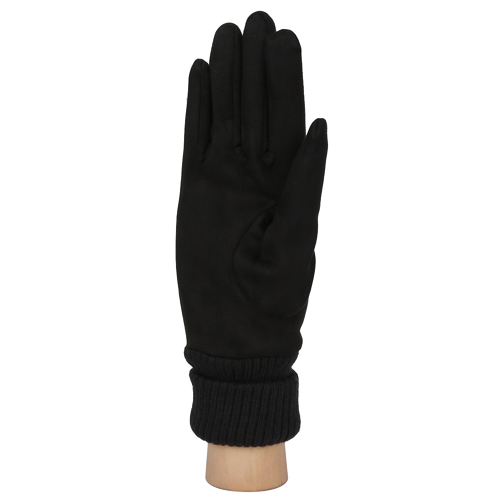 Перчатки женские FABRETTI TH55-1 черный Fabretti — фото 3