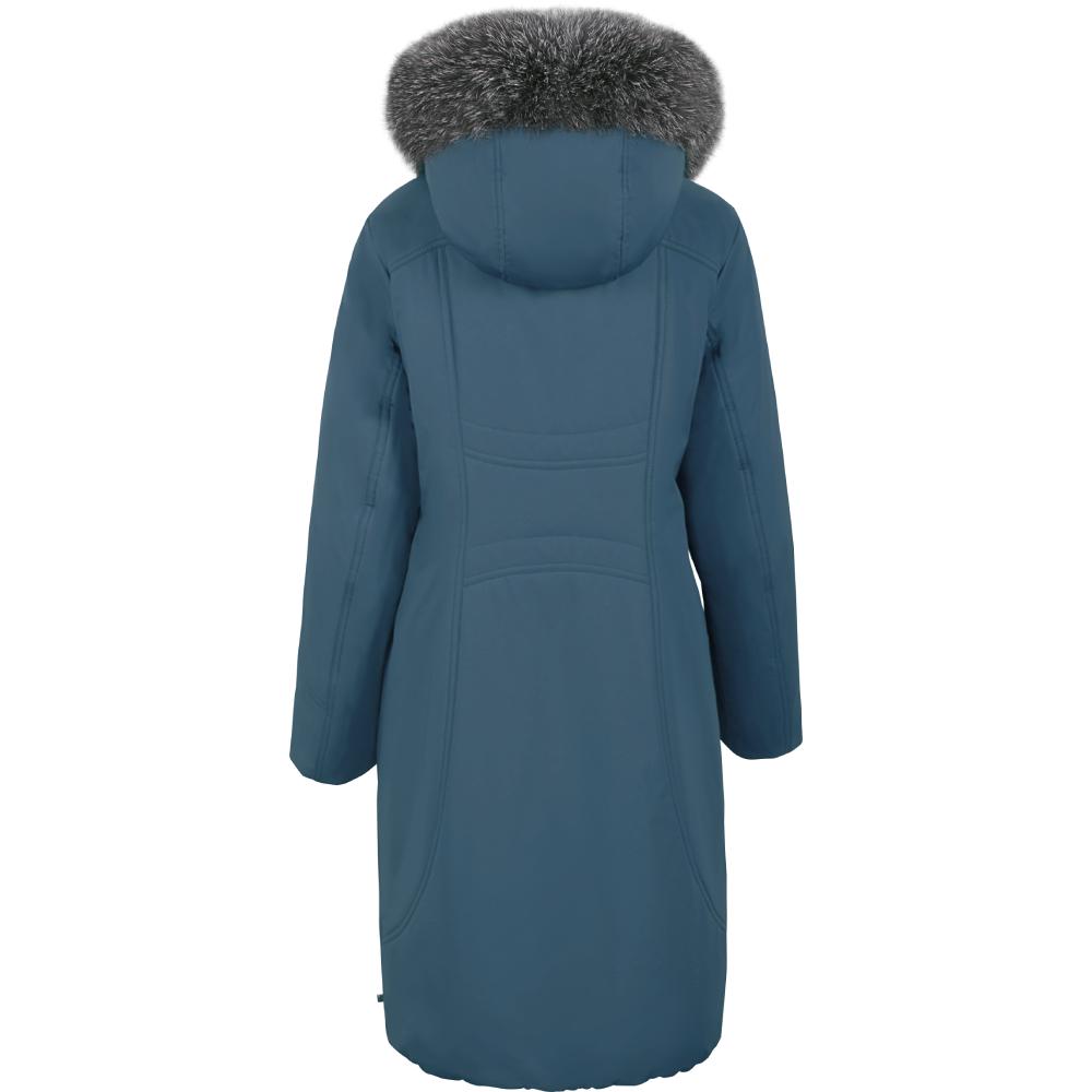Куртка женская зима 3158F/100 аквамарин LimoLady — фото 2