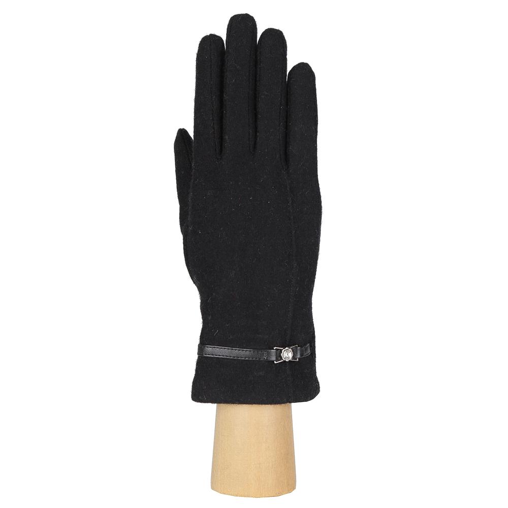 Перчатки женские FABRETTI TH4-1 черный Fabretti — фото 1