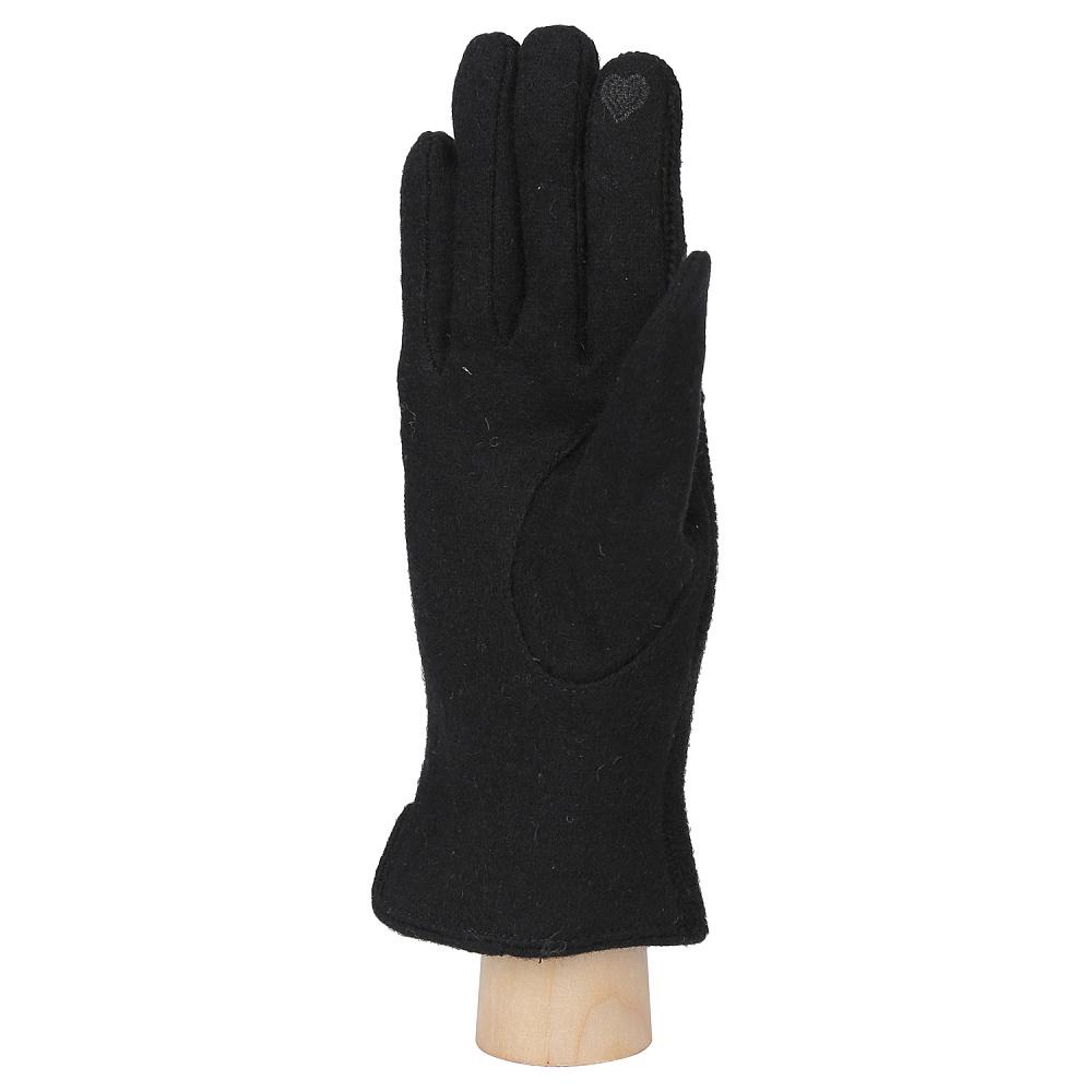 Перчатки женские FABRETTI TM18-1 Чёрный Fabretti — фото 2