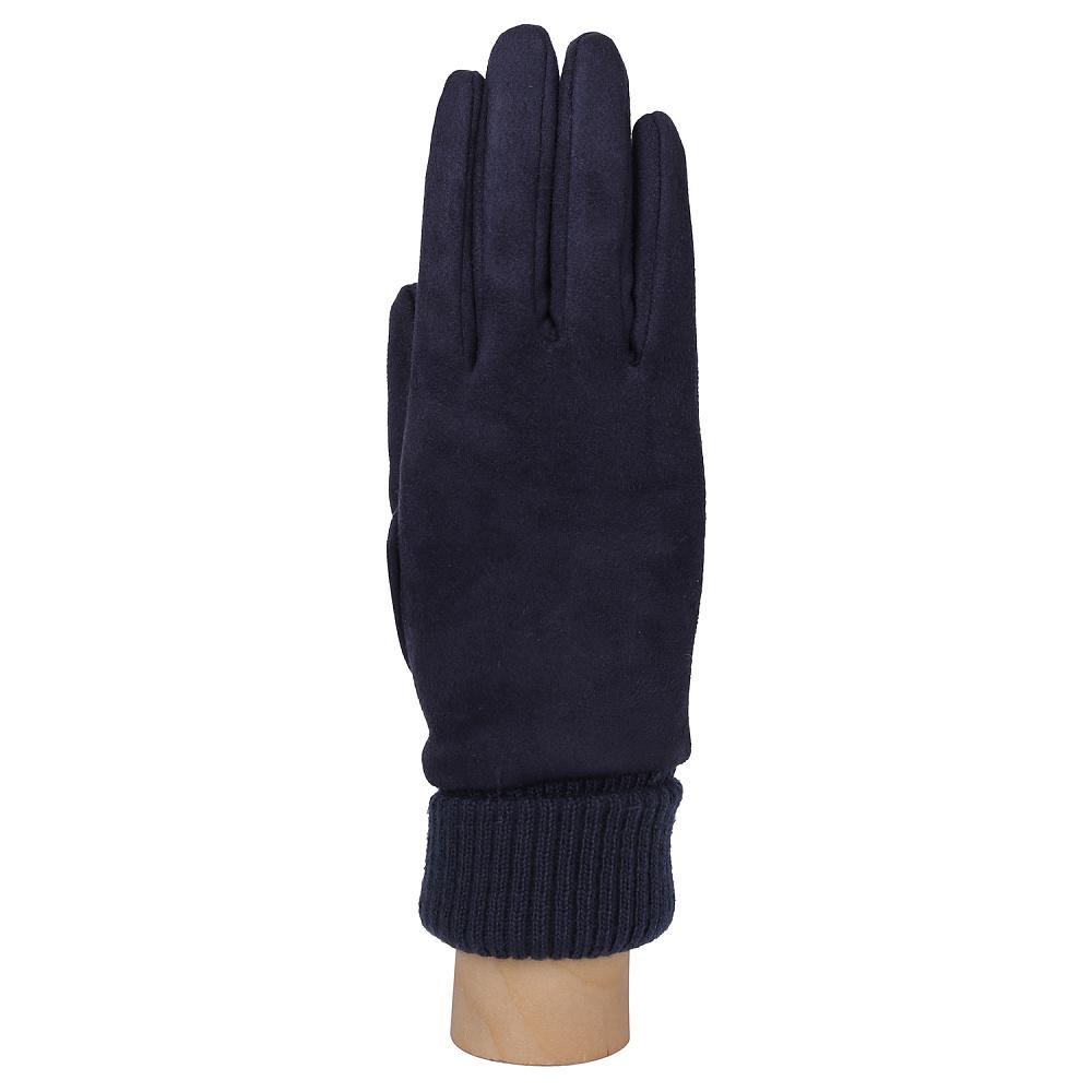 Перчатки женские FABRETTI TH55-12 синий Fabretti — фото 1