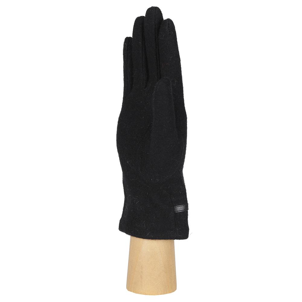 Перчатки женские FABRETTI TH4-1 черный Fabretti — фото 2