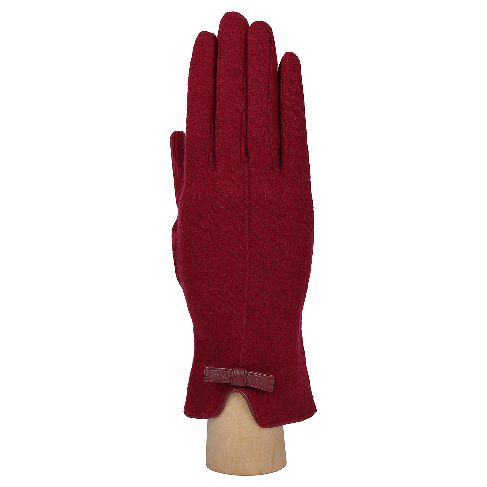 Перчатки женские FABRETTI TH52-8 бордовый Fabretti — фото 1
