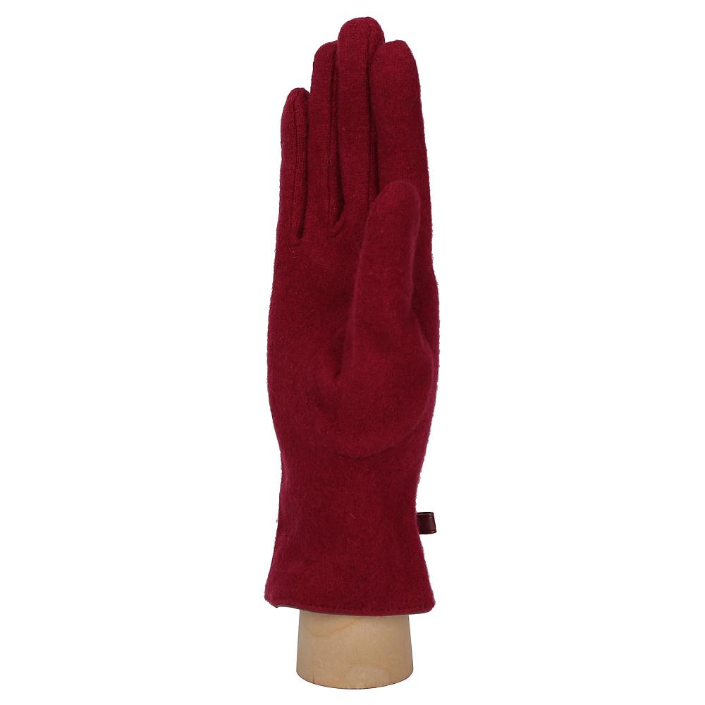 Перчатки женские FABRETTI TH52-8 бордовый Fabretti — фото 3