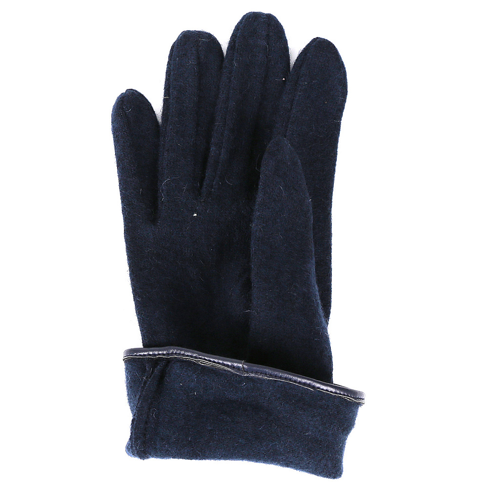 Перчатки женский FABRETTI TH52-12 синий Fabretti — фото 4