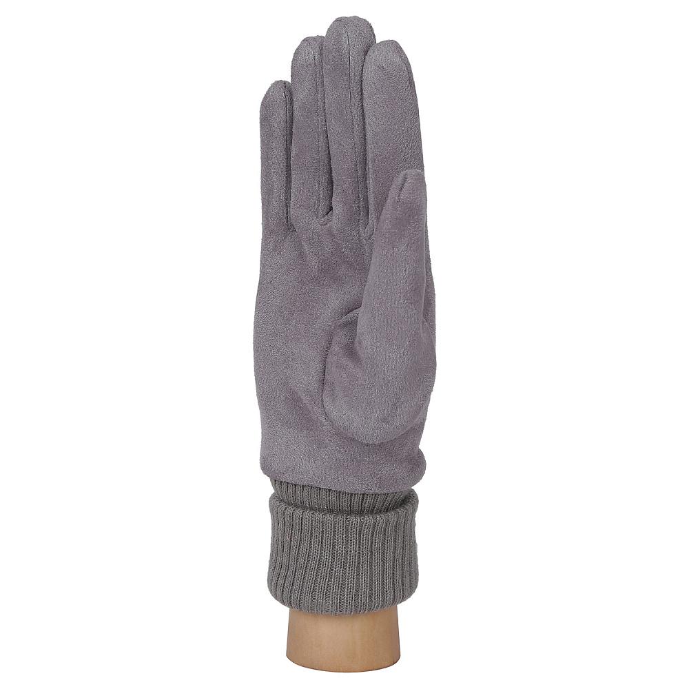 Перчатки женские FABRETTI TH55-39 серый Fabretti — фото 3