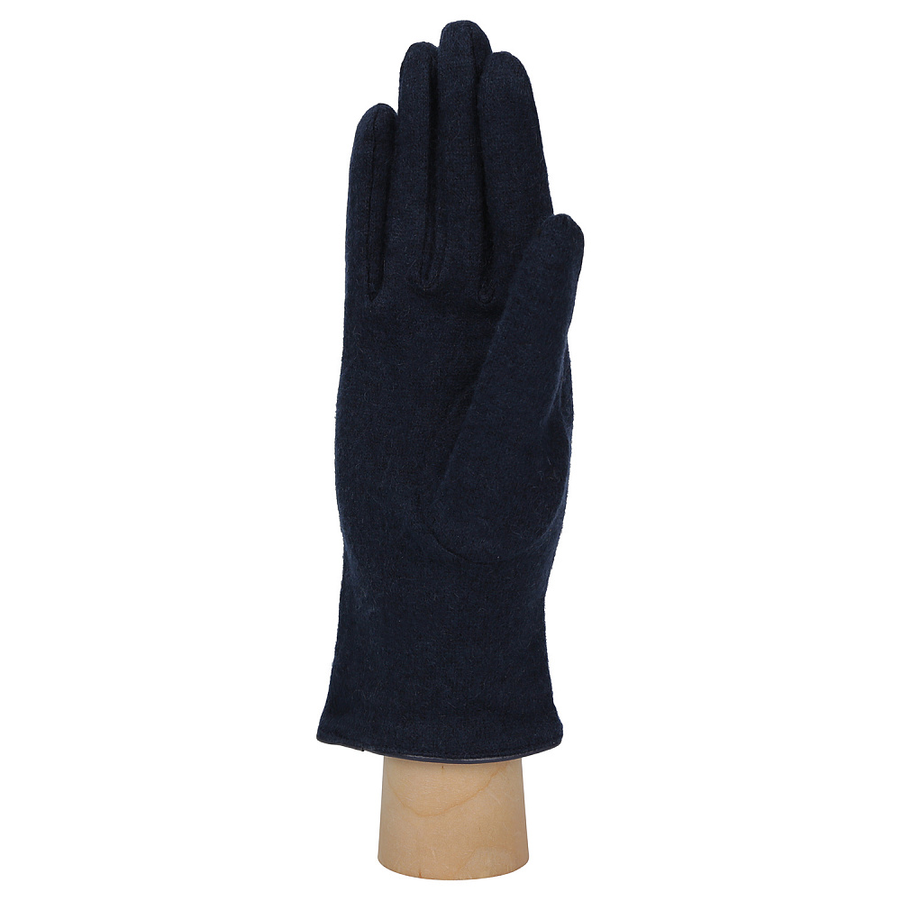 Перчатки женский FABRETTI TH52-12 синий Fabretti — фото 2