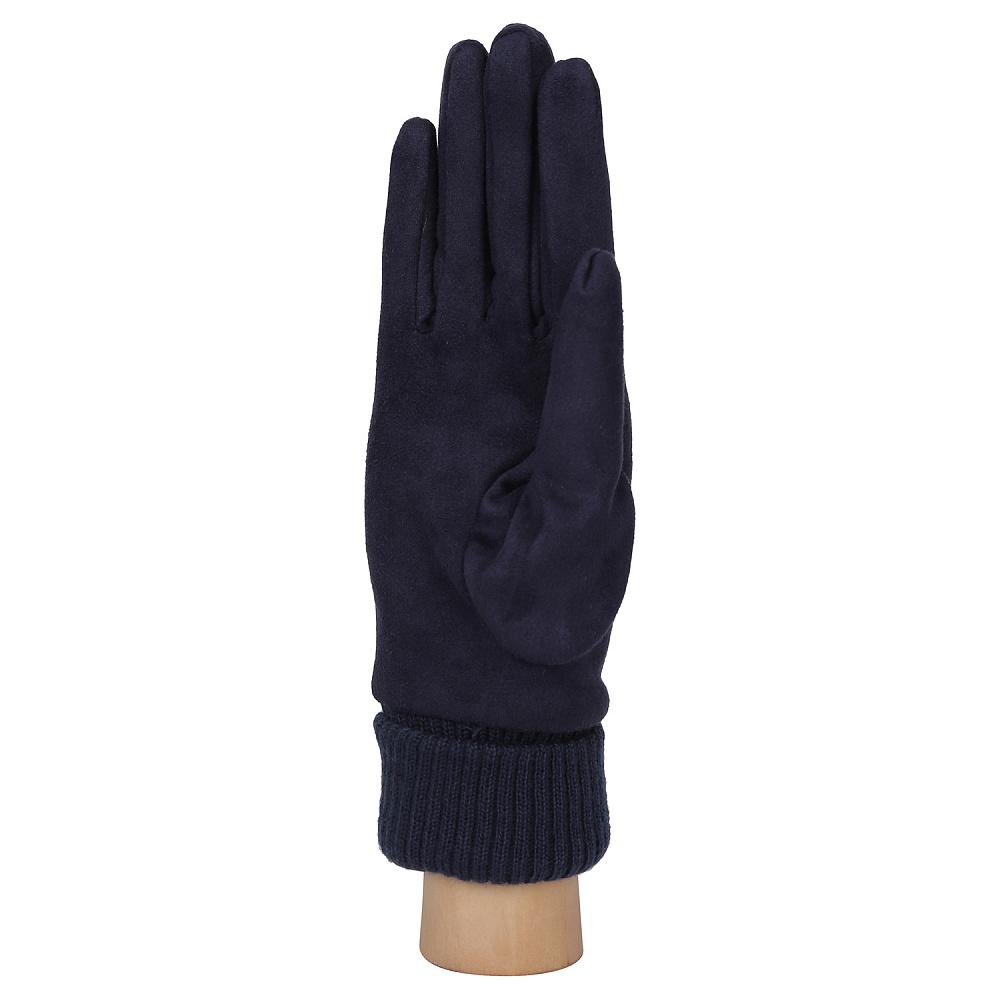 Перчатки женские FABRETTI TH55-12 синий Fabretti — фото 2