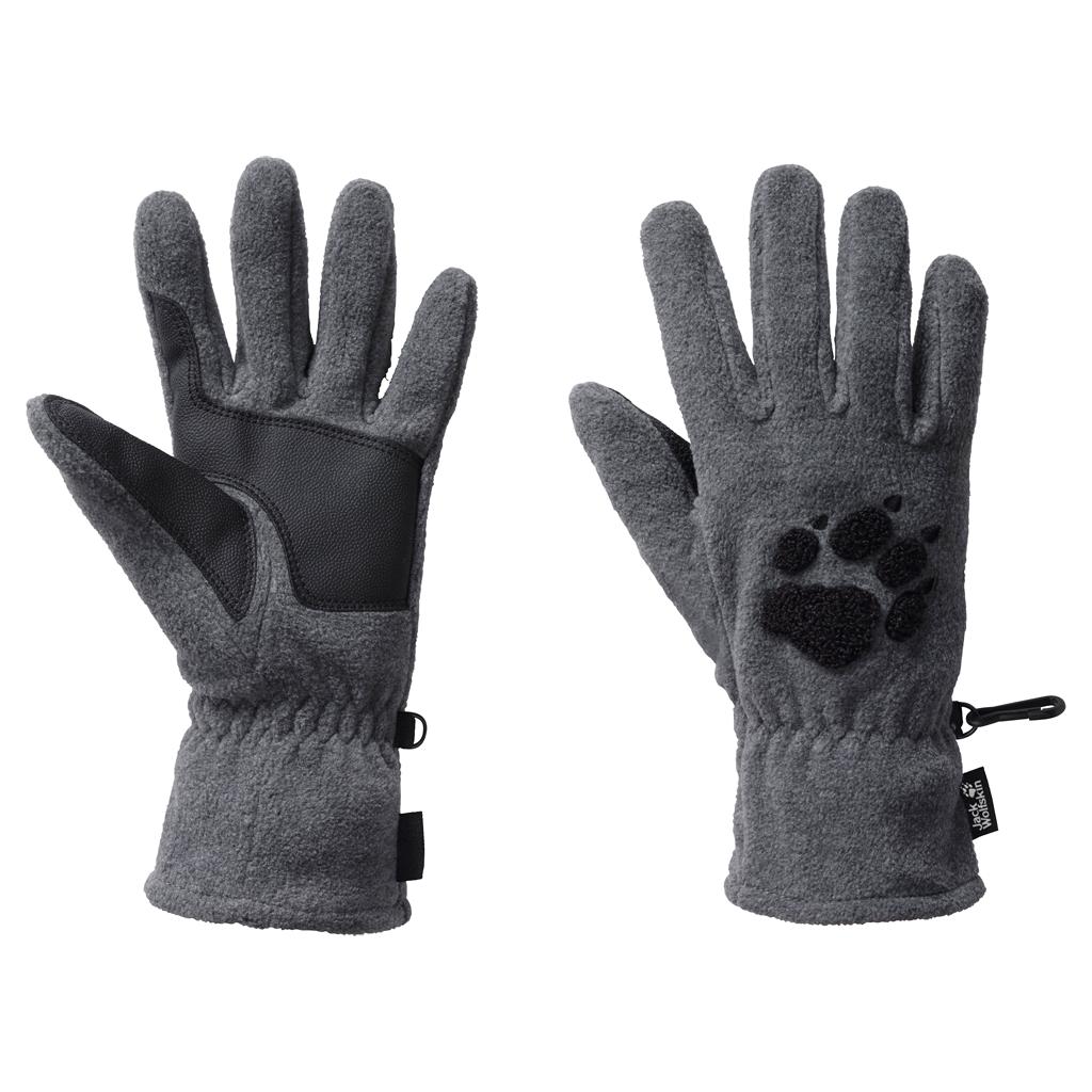 Перчатки PAW GLOVES серый Jack Wolfskin — фото 1