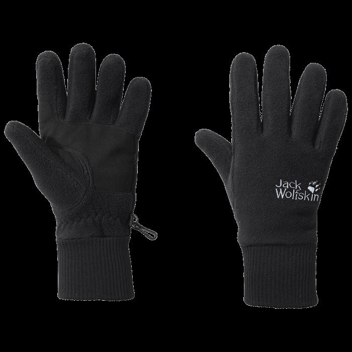 Перчатки VERTIGO чёрный Jack Wolfskin — фото 1