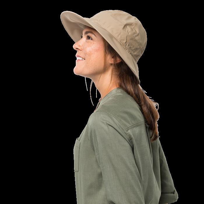 Шляпа TEXAPORE ECOSPHERE HAT W Jack Wolfskin — фото 4