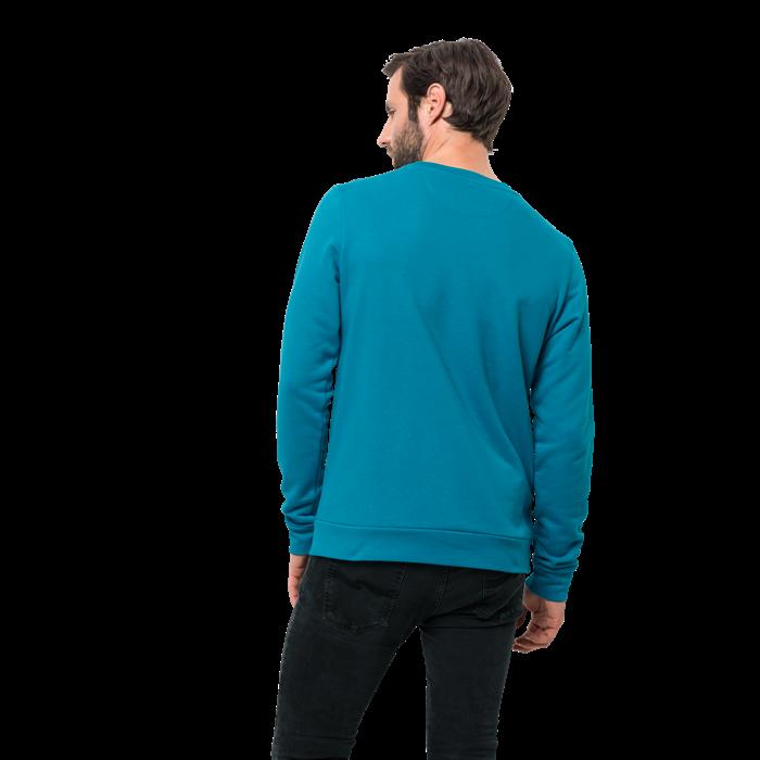 Пуловер мужской SLOGAN SWEATSHIRT Jack Wolfskin — фото 6