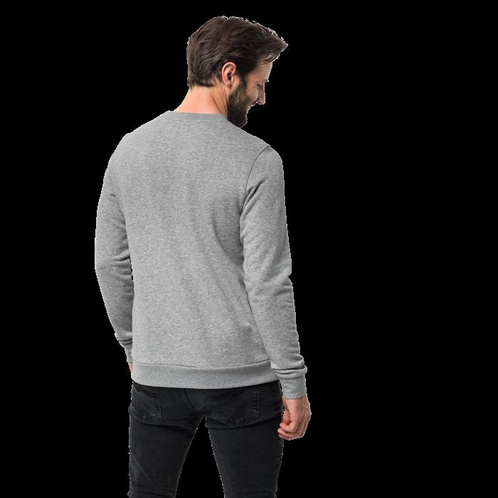 Пуловер мужской SLOGAN SWEATSHIRT Jack Wolfskin — фото 10