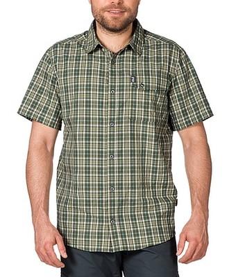 Рубашка мужская CROSSLEY SHORTSLEEVE Jack Wolfskin — фото 7