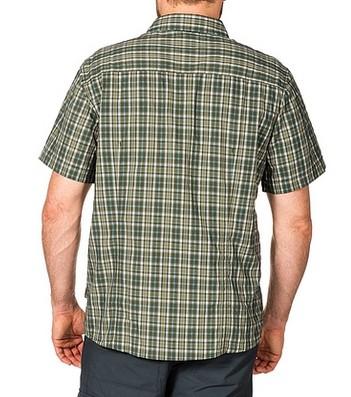 Рубашка мужская CROSSLEY SHORTSLEEVE Jack Wolfskin — фото 8