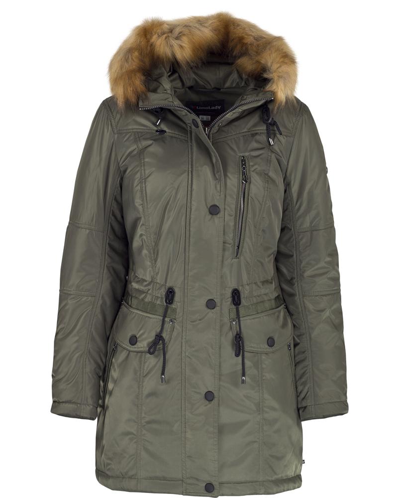 Куртка женская зима 3007ИМ/90 LimoLady — фото 7