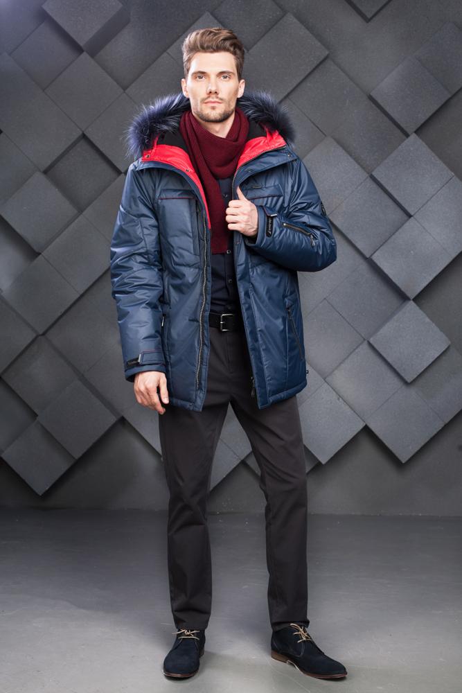 Куртка мужская зима 478Е AutoJack — фото 13