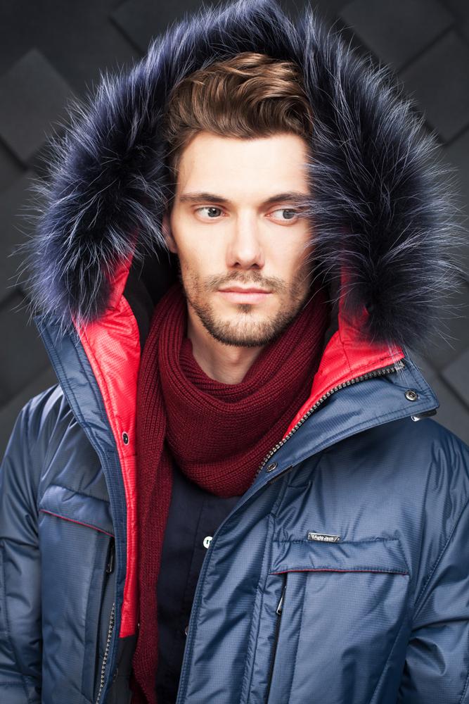 Куртка мужская зима 478Е AutoJack — фото 14