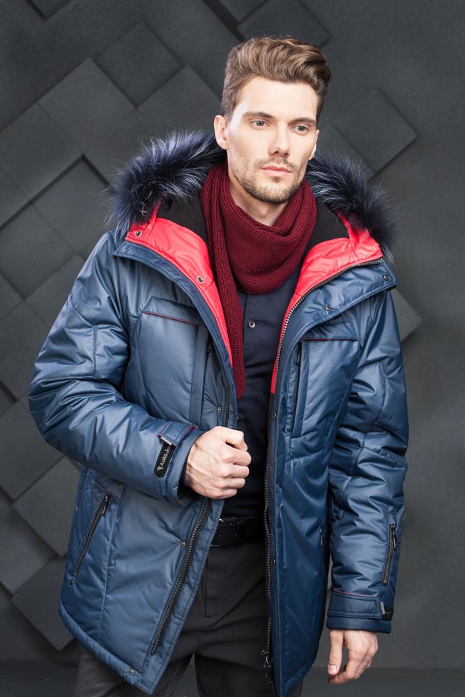 Куртка мужская зима 478Е AutoJack — фото 12