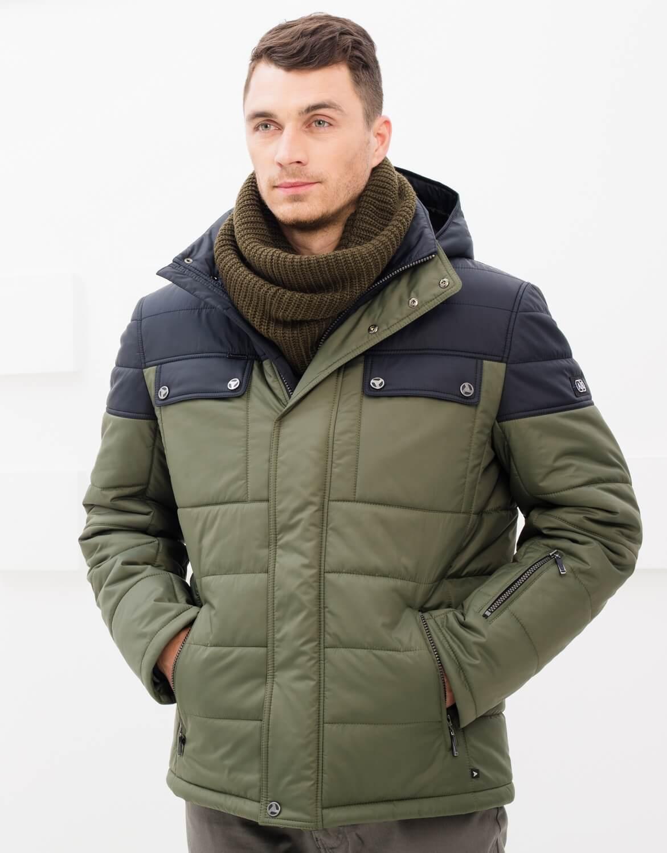 Куртка мужская зима 618БМ AutoJack — фото 2