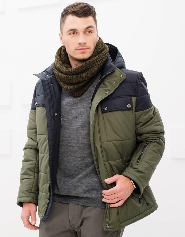 Куртка мужская зима 618БМ AutoJack — фото 4