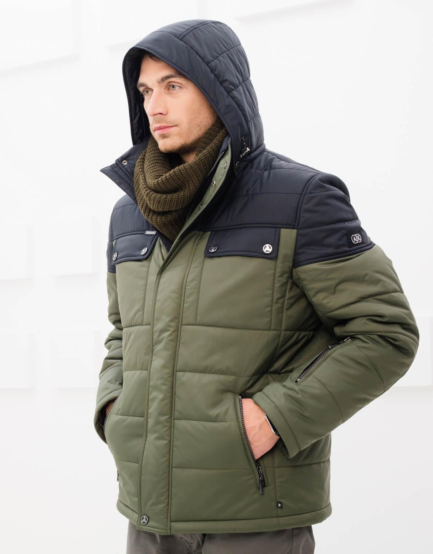 Куртка мужская зима 618БМ AutoJack — фото 5