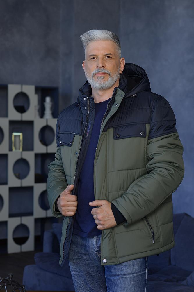 Куртка мужская зима 618БМ AutoJack — фото 7