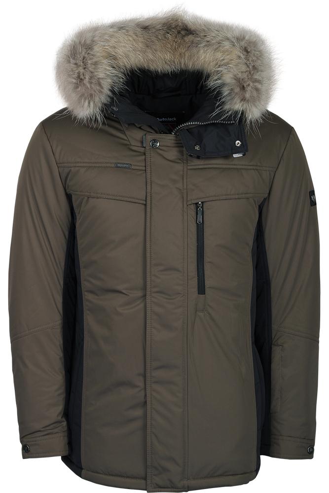 Куртка мужская зима 499Е AutoJack — фото 2