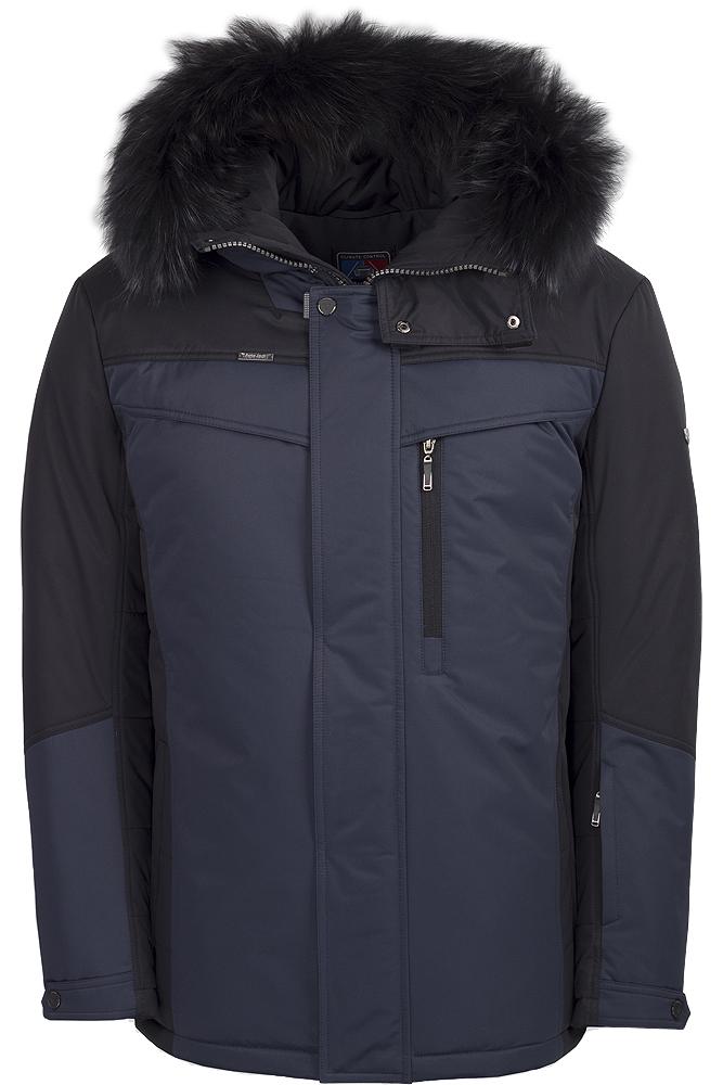 Куртка мужская зима 499Е AutoJack — фото 11