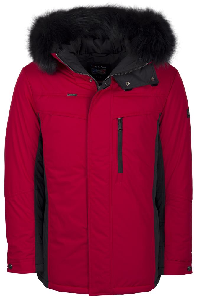 Куртка мужская зима 499Е AutoJack — фото 9