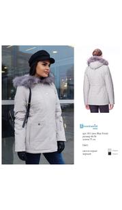 Куртка женская зима 811 Nord Wind — фото 1