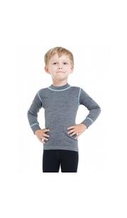 Футболка детская с длинным рукавом Soft Norveg — фото 1