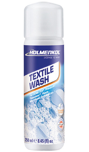 Средство Textile Wash 250 ml Holmenkol — фото 1