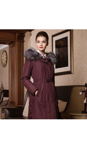 Пальто женское зима 750 Nord Wind — фото 1