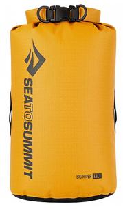 Гермомешок Big River Dry Bag - 13 Litre (Yellow) Sea To Summit — фото 1