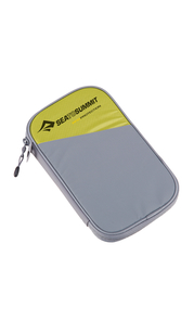 Кошелёк Travel Wallet RFID Medium (Lime) Sea To Summit — фото 1