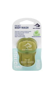 Сухое мыло Trek & Travel Pocket Body Wash 50 Leaf Sea To Summit — фото 1