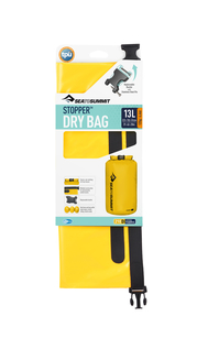 Гермомешок Stopper Dry Bag - 13 Litre (Yellow) Sea To Summit — фото 1