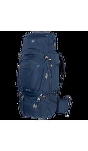 Рюкзак DENALI 65 Dark Indigo Jack Wolfskin — фото 1