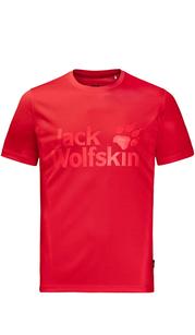 Футболка мужская ROCK CHILL LOGO Jack Wolfskin — фото 1