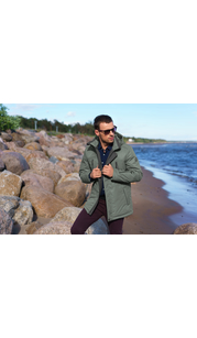 Куртка мужская дс 546 Nord Wind — фото 1