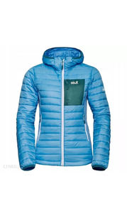 Куртка женская ROUTEBURN 1093 Misty Blue Jack Wolfskin — фото 1