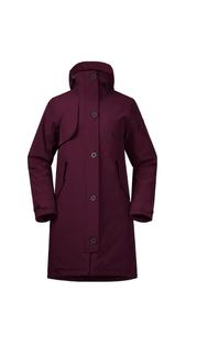 Куртка женская OSLO DOWN W PARKA Bergans — фото 1